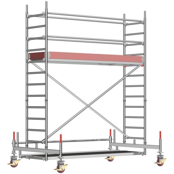 Layher Rollgerüst Uni Standard